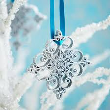 how to diy snowflakes that will not melt right away