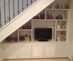 Under Stairs Shelves by 10 Things To Do With The Space Under The Stairs Things To Do