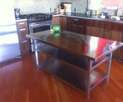 How To Build A Kitchen Island Table by Kitchen Island Cart 9 Steps With Pictures
