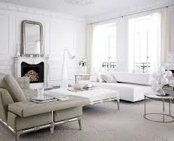 wohnzimmer in weiss gestalten ziakia - Wohnzimmer Weiss