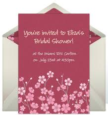 free online invitations for bridal showers