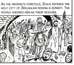 free jesus comic book tells the gospel story in words and pictures