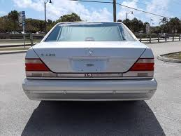 mercedes s class 1997 1997 mercedes s class s 420 4dr sedan in fl e motors