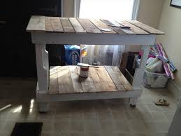 pallet kitchen island pallet projects for kitchen recycled things