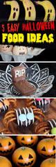 halloween food ideas beautiful easy halloween party food ideas