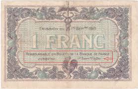 chambre du commerce bourg en bresse les billets des chambres de commerce de mâcon et de bourg 1915 1926