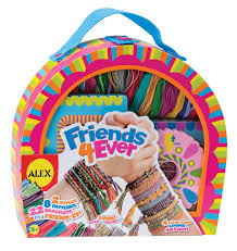 friends 4 ever bracelet kit at growing tree toys