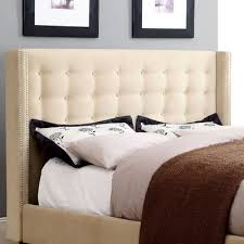 Cal King Headboard Buy Latish Upholstered Headboard Size California King
