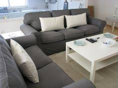 Grey Slipcover Sofa by New White Slipcover Ikea Couches Ektorp Sofa White Couches And
