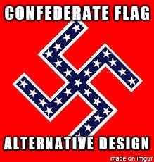 Flag Meme - alt design of a confederate flag meme on imgur