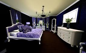 formalbeauteous mysterious black bedroom design aida homes purple