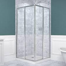 dreamline cornerview 34 5 in to 34 5 in w x 72 in h chrome sliding dreamline cornerview 34 5 in to 34 5 in w x 72 in h chrome sliding shower door shen 8134340 01