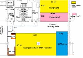 Floor Plans For Kids Fantastic Multi Indoor Trampoline Games With Slide Design For Kids