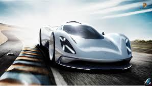 porsche concept cars porsche electric le mans concept