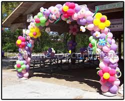 balloon arches party decorations miami balloon arches
