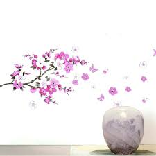 cherry blossom bedroom cherry blossom bedroom theme cherry blossom flower wall stickers