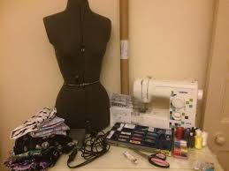 dressmakers dummy second hand knitting sewing and textiles buy