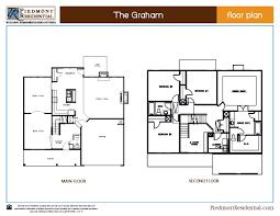 graham piedmont residential home builder in canton ga
