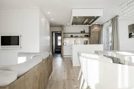 Schrankwand Wohnzimmer Modern Offene Küche Wohnzimmer Modern Offene Küche Mit Blick Ins