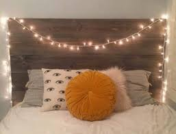 Affordable DIY Reclaimed Wood Headboard Tutorial  blushing rubies