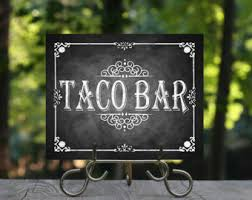 Wedding Buffet Signs by Printable Chalkboard Wedding Appetizers Sign Buffet Sign