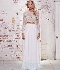 wedding skirt willis tillie crop top skirt in store only