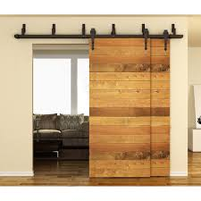 Where To Buy Interior Sliding Barn Doors by Amazon Com Hahaemall 13ft Rustic Antique Roller Double Bypass