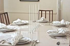 Stackable Chairs For Dining Area Dining Room Entrancing Dining Room Images With White Table