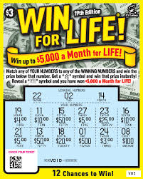 Lottery Instant Wins - ct lottery official web site scratch