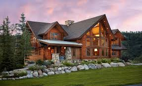 contemporary style architecture charming log residence in colorado unveiling spectacular