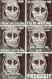 Meme Scary Face - i didn t need sleep anyway spooky pinterest creepy scary