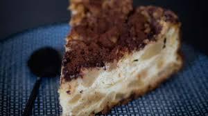 cuisiner la poir käsestreuselkuchen un gâteau poire chocolat entre le cake le