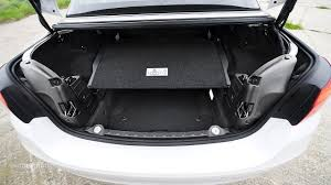 Bmw M3 Truck - m4 convertible trunk luggage capacity