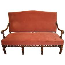Sofa In French Translation Louis Xiv Sofas 13 For Sale At 1stdibs