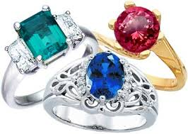 gemstones rings images Gemstones what to wear when and why a professional guide to right jpg