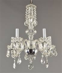 Czech Crystal Chandeliers Clear Crystal Chandeliers
