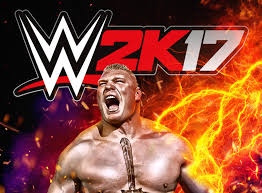 wwe games wwe games and brock lesnar invite you to suplex city in wwe 2k17