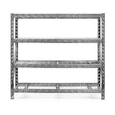 sam s club garage cabinets gladiator 77 inch 4 shelf welded steel garage shelving unit sam s club