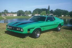 Mustang Mach One Ford Mustang Mach 1