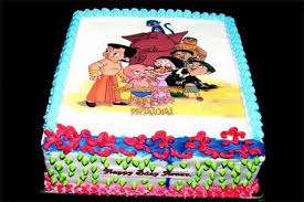 chhota bheem birthday cake online delivery noida chhota bheem