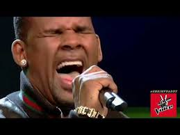 The Voice Usa Best Blind Auditions R Kelly Surprises The Voice Judges During A Blind Audition