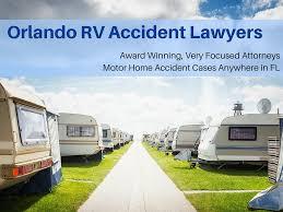 rv accident attorney orlando motorhome crash lawyer fl