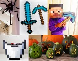 minecraft costumes minecraft costume and crafts parents scholastic