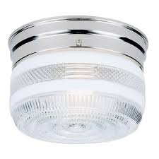 Ceiling Mounted Light Fixtures Westinghouse 3 Light Ceiling Fixture White Interior Multi
