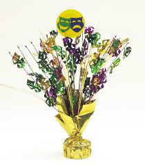 mardi gras balloon weight u0026 centerpiece b558mg 2 60 party