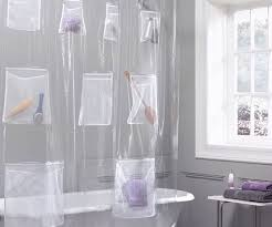 Shower Curtain For Stand Up Shower Shower Mic Sponge