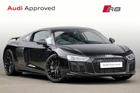 Audi R8 Grey - used audi r8 plus for sale motors co uk