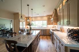 ripon kitchen and livingroom remodel fetter construction inc