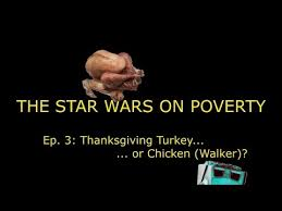 wars battlefront thanksgiving turkey or chicken