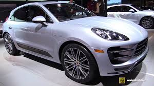 2015 porsche macan turbo 2015 porsche macan turbo exterior and interior walkaround 2014